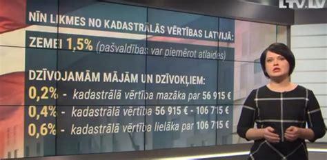 Latvijā visnedraudzīgākais nekustamā īpašuma nodoklis ...