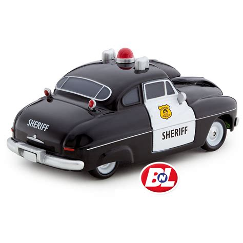 buy  large cars  sheriff die cast car