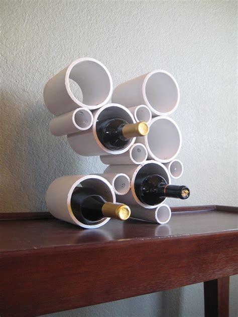 wine rack plans  pvc  woodworking