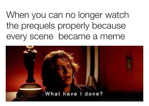 Prequel Memes Reddit - a nightmare prequelmemes