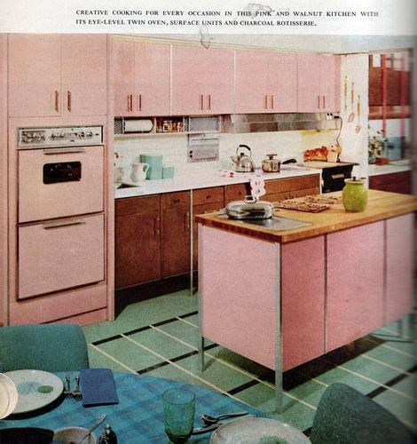 island kitchen images 1000 ideas about 1960s kitchen on 1960s decor 1960