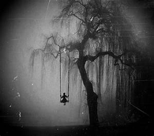 Little, Girl, Swinging
