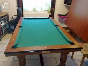 Table À Manger Billard : table a manger transformable billard americain leers 59115 ~ Melissatoandfro.com Idées de Décoration
