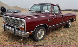 1985 Dodge Ram D150 Royal Se Pickup Truck