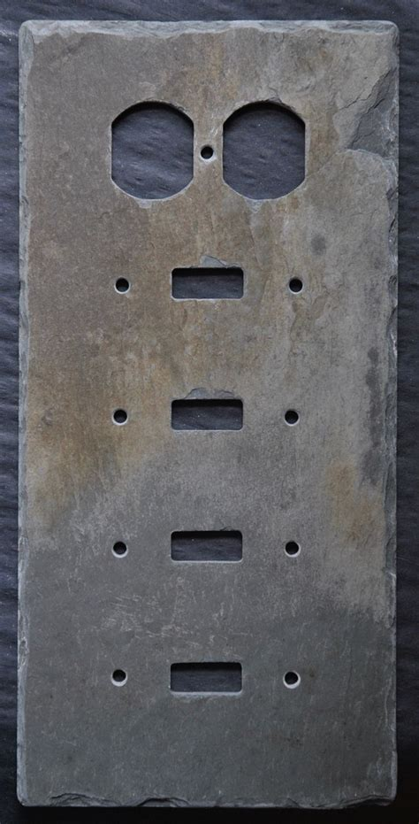 107 best light switch plates outlet covers by slate wall