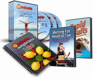 The Fat Melting One Minute Weight Loss System Review