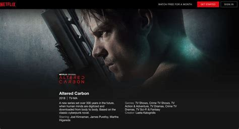 re visit the dystopian future with altered carbon trailer now on netflix
