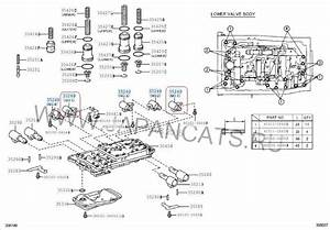 Solenoid Shift   1 Automatic Transmission A960e 06