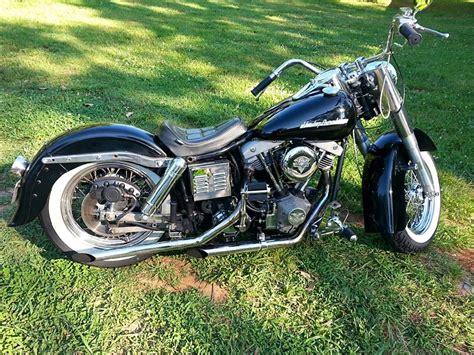 1979 Harley-davidson® Fxs-80 Low Rider® 80