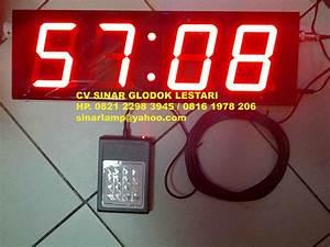 Lampu Display Digital   Lampu Display Digital Countdown Timer