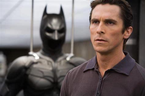 Christian Bale Didn Quite Nail Batman The Dark Knight