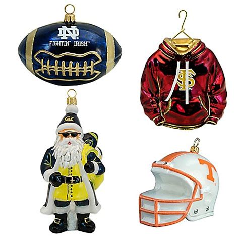 joy to the world collectibles collegiate christmas tree