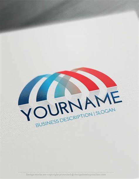 logo maker bridge logo design