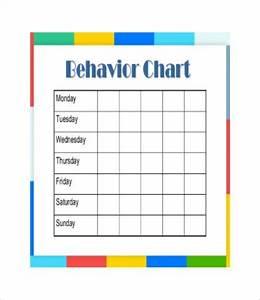 Free Printable Behavior Chart 8 Free Pdf Documents