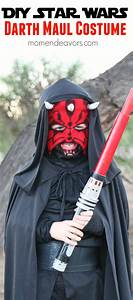 Star Wars Diy : diy star wars darth maul costume ~ Orissabook.com Haus und Dekorationen
