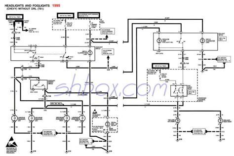 Expert Camaro Headlight Wiring Diagram