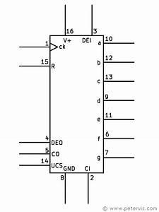4026 Ic Counter Circuit