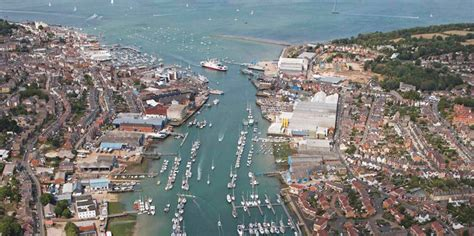 Boat Crash East Cowes by Cowes And East Cowes To Commemorate Orp Blyskawica 75