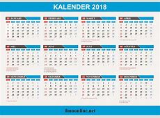 Kalender 2018 2018 Calendar printable for Free Download