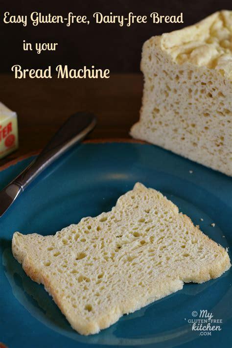 bread machine recipes gluten free bread machine recipe