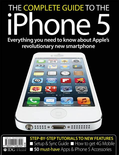 iphone 5 manual the complete guide to the iphone 5 goes on today pc