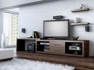 Createch Design Home Entertainment Unit The ILLUSION