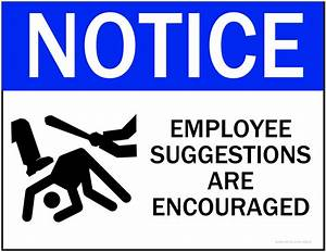 Cable Assembly Workplace Signs