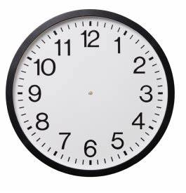 301 moved permanently for Wall clock without hands
