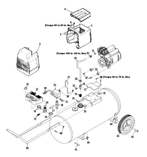 Devilbiss Irf Air Compressor Parts