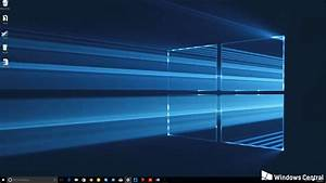 How to get an animated desktop in Windows 10 with ...
