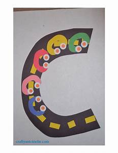 preschool brought to you by the letter c november 18 With construction paper letters