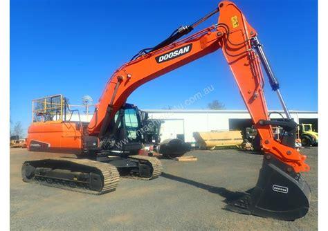 doosan dxlc excavator  listed  machinesu