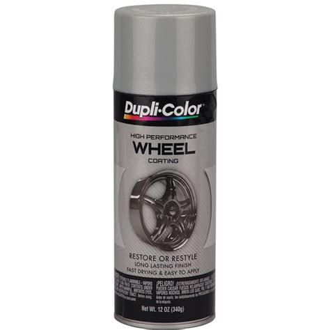 dupli color 174 wheel paint silver 12 oz tp tools