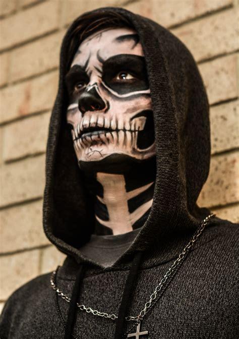 halloween makeup ideas  men flawssy