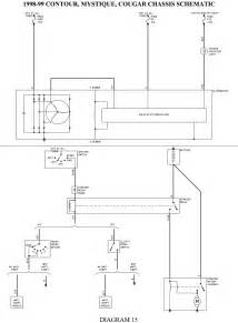 similiar 2000 mercury mystique wiring diagram keywords 98 ford contour wiring diagram get image about wiring diagram
