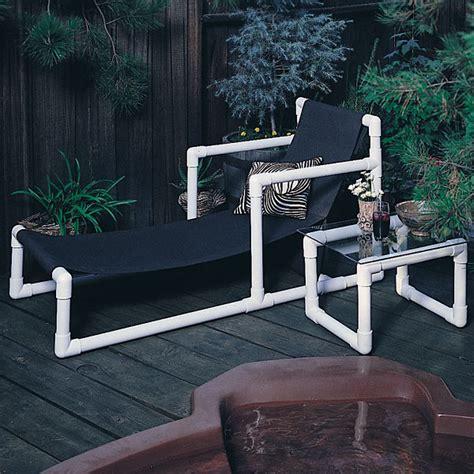 pvc furniture plans