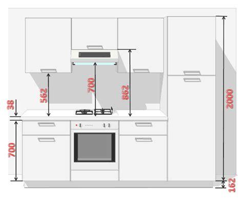 hauteur d une hotte de cuisine installation climatisation gainable hauteur table de