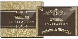 Wedding card maker software designs printable wedding for Wedding invitation maker program
