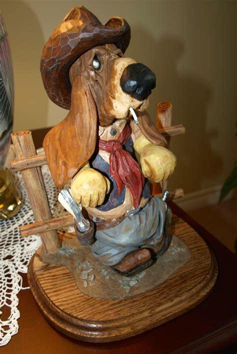 cowboy carving tributesinwood   carving wood