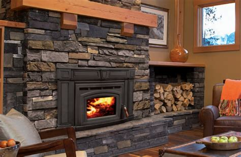 Enviro Cabello 1200 Series 32'' X 21'' Wood Burning Insert