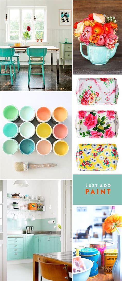 colorful kitchen decor cooking in color paletas de colores paletas y de colores 2344