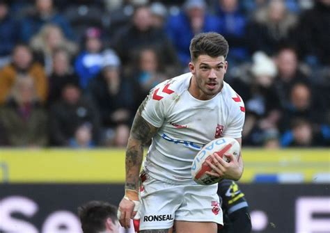 Wigan Warriors ace Oliver Gildart's journey from fearing ...