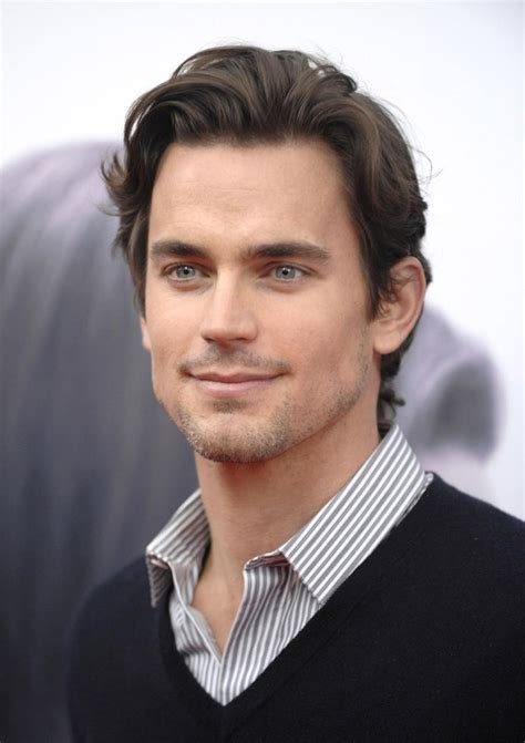 matt bomer hairstyle for my husband who looks so