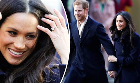 prince harry meghan markle engagement news in