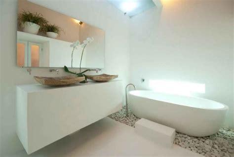 salle de bain zen equilibre  harmonie  la maison