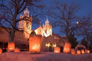 Old Town Albuquerque New Mexico Christmas