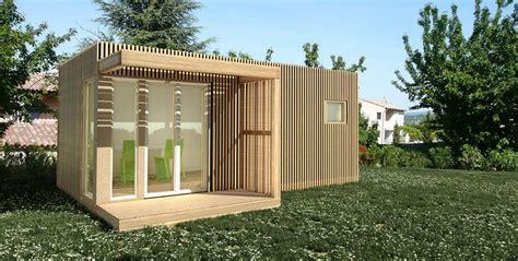 bureau modulaire d occasion greenkub extension de maison et studio de jardin