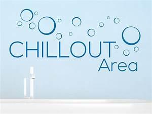 Chill Out Area : wandtattoo chillout area mit kreisen wandtattoo de ~ Markanthonyermac.com Haus und Dekorationen