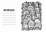 Colouring Sheets Bouncy Castle Pages sketch template