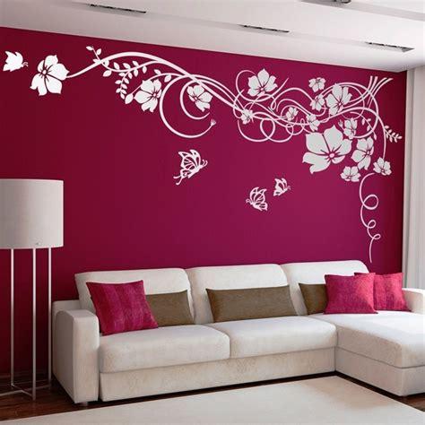 sticker mural personnalise avec photo sticker muraux papillons webstickersmuraux